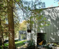 The cottage on the lake from the Boom Town architectural bureau 6