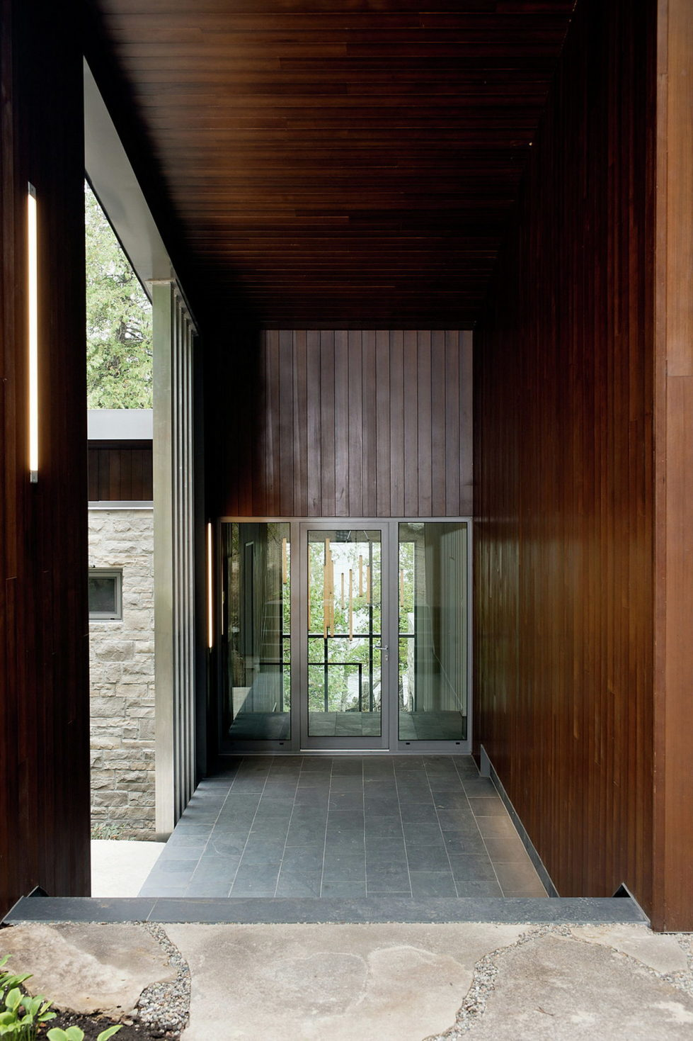 The cottage on the lake from the Boom Town architectural bureau 9