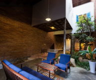 Uncle's House in Dalat, Vietnam upon the project of 3 Atelier 10
