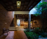 Uncle's House in Dalat, Vietnam upon the project of 3 Atelier 11