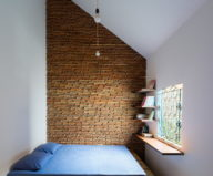 Uncle's House in Dalat, Vietnam upon the project of 3 Atelier 15