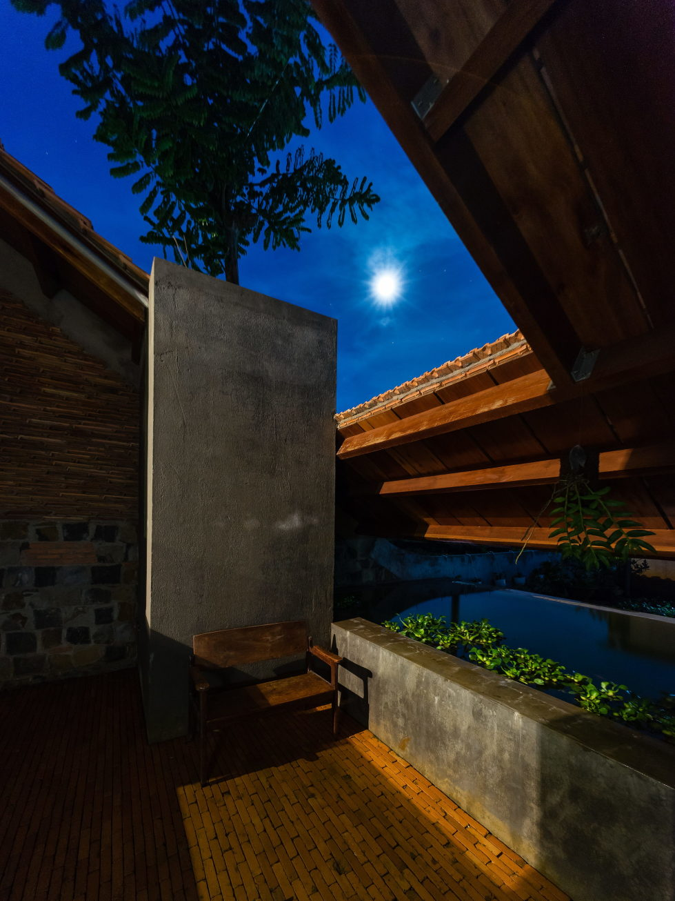 Uncle's House in Dalat, Vietnam upon the project of 3 Atelier 21