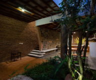 Uncle's House in Dalat, Vietnam upon the project of 3 Atelier 22