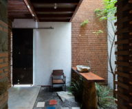 Uncle's House in Dalat, Vietnam upon the project of 3 Atelier 24