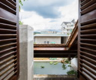 Uncle's House in Dalat, Vietnam upon the project of 3 Atelier 25
