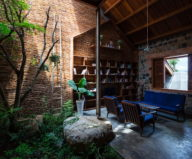 Uncle's House in Dalat, Vietnam upon the project of 3 Atelier 26