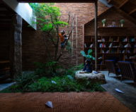 Uncle's House in Dalat, Vietnam upon the project of 3 Atelier 5