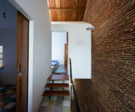 Uncle's House in Dalat, Vietnam upon the project of 3 Atelier 7