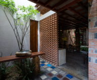 Uncle's House in Dalat, Vietnam upon the project of 3 Atelier 8