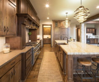 practical and beautiful kitchen countertops 14