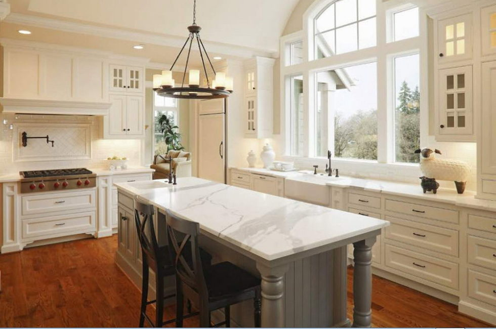 practical and beautiful kitchen countertops 21