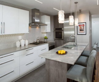 practical and beautiful kitchen countertops 23