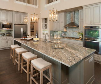 practical and beautiful kitchen countertops 33