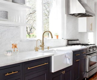 practical and beautiful kitchen countertops 34