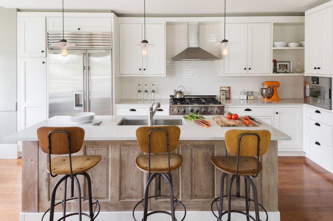 Beautiful Kitchen Countertops : Kitchen countertops selecting functional reliable and