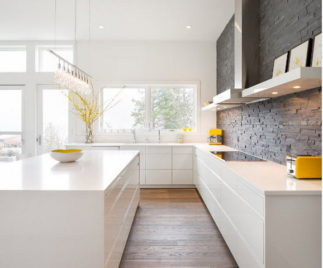 practical and beautiful kitchen countertops 56