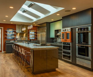 practical and beautiful kitchen countertops 59
