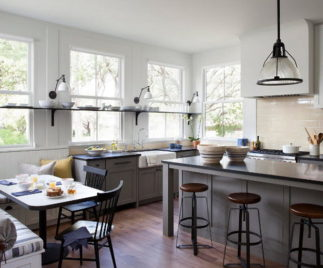 practical and beautiful kitchen countertops 70