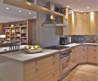 practical and beautiful kitchen countertops 72