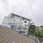 Unusual House In Jakarta 1