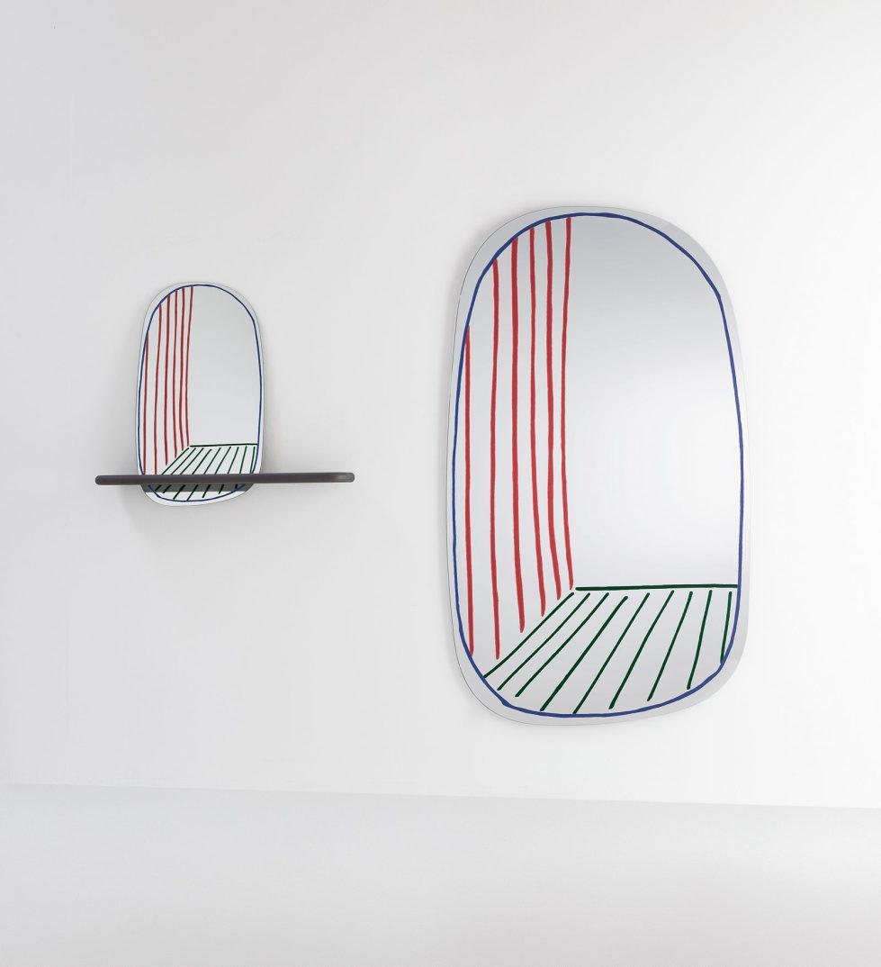 bonaldo new perspective mirror 02 alain gilles