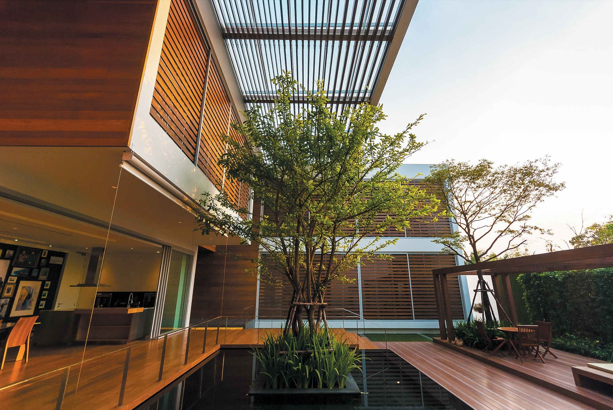 Wind House Combination Of Nature And Architecture In The