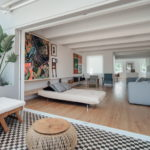 B.A. The Two Level Apartment In Lisbon By Atelier Data 1