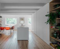 B.A. The Two Level Apartment In Lisbon By Atelier Data 12