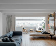 B.A. The Two Level Apartment In Lisbon By Atelier Data 13