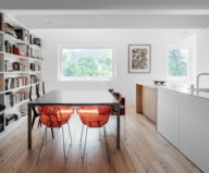 B.A. The Two Level Apartment In Lisbon By Atelier Data 17
