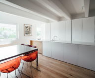B.A. The Two Level Apartment In Lisbon By Atelier Data 19