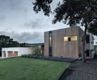Bracketed Space The Family Residence In Texas 13