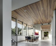 Bracketed Space The Family Residence In Texas 14