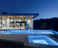Bracketed Space The Family Residence In Texas 2