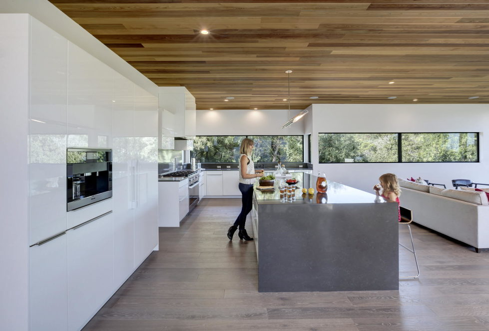 Bracketed Space The Family Residence In Texas 7