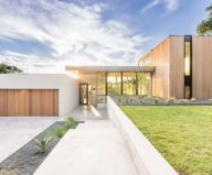 Bracketed Space The Family Residence In Texas 8