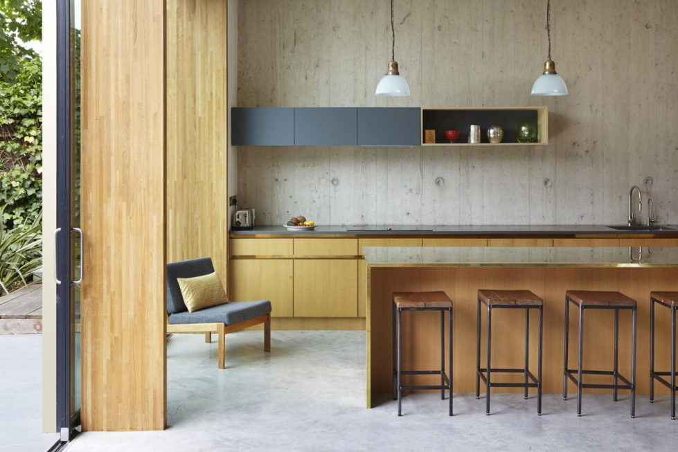 Pear Tree House The Around The Tree Residence in London by Edgley Design12