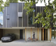 Pear Tree House The Around The Tree Residence in London by Edgley Design2