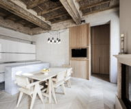 The Apartment In The Ancient House In Italy 1