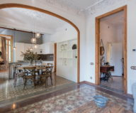 The Apartment Of 120 Sq Meters In Barcelona 1