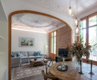 The Apartment Of 120 Sq Meters In Barcelona 2