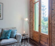The Apartment Of 120 Sq Meters In Barcelona 3