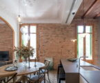 The Apartment Of 120 Sq Meters In Barcelona 4
