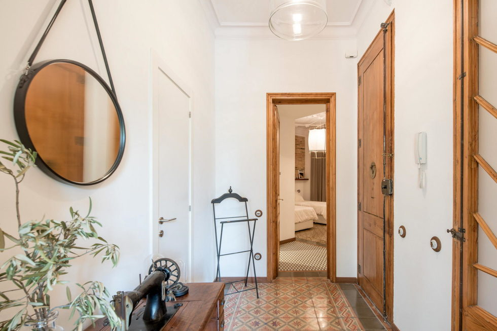 The Apartment Of 120 Sq Meters In Barcelona 8
