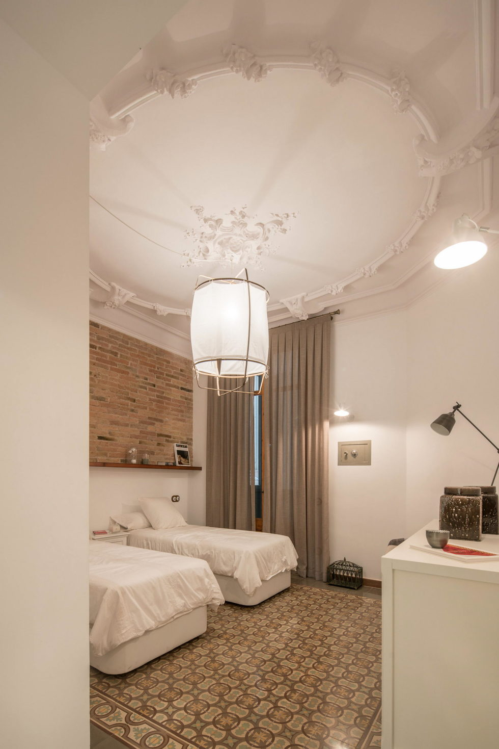 The Apartment Of 120 Sq Meters In Barcelona 9