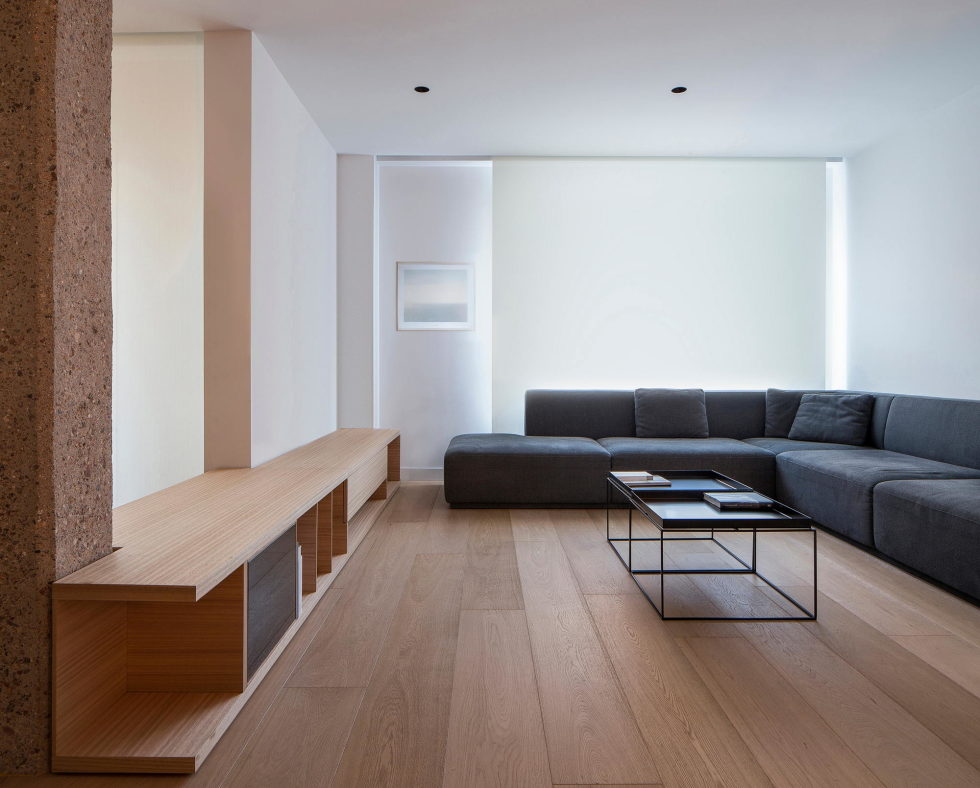 The Apartment with Sliding Panels in Valencia 3