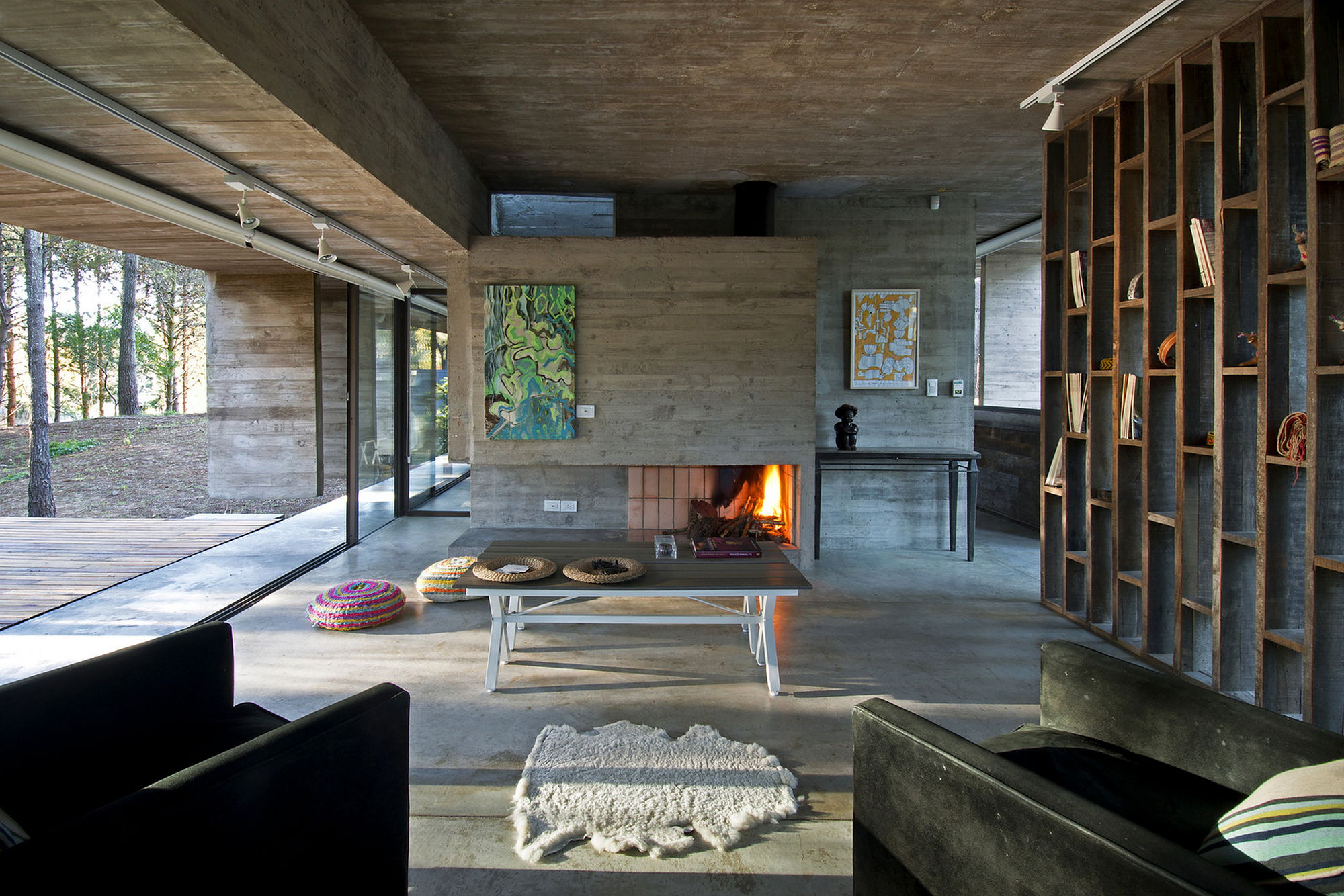 Country House Austrian Chalet With Amazing Interior Made