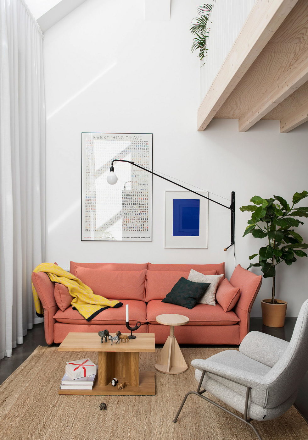 The F015 The Double-Level Apartment in Stockholm 3