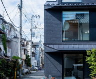 The House With Large Windows In Japan 3