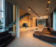 The Residence for A Big Family in Thailand 13